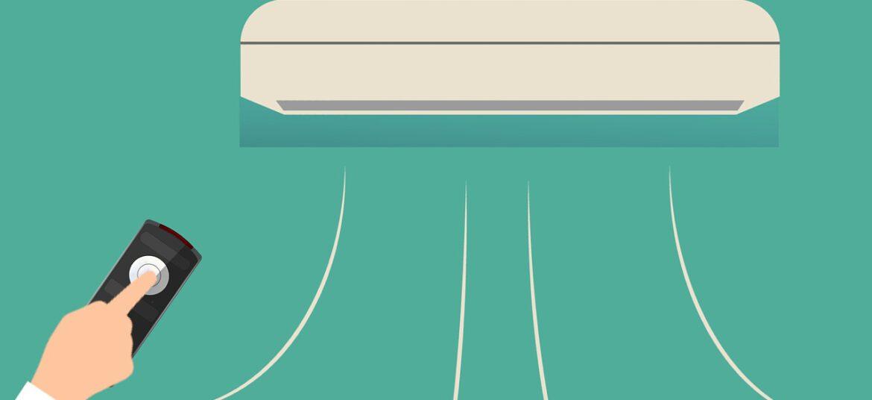 air, conditioner, remote